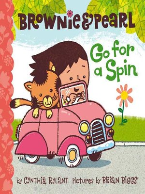 cover image of Brownie & Pearl Go for a Spin